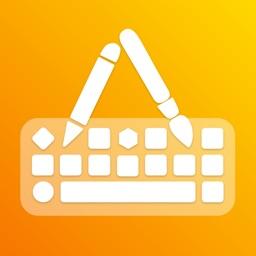 MyKeyboard Pro: Emoji & Fonts