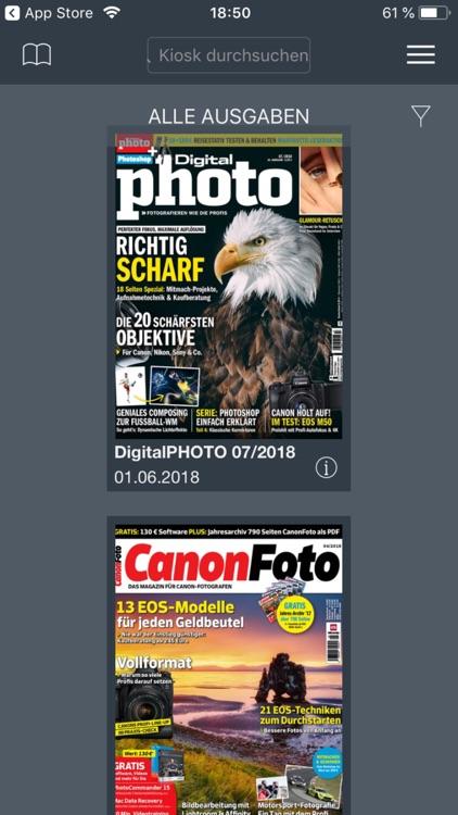 DigitalPHOTO | Magazin screenshot-0