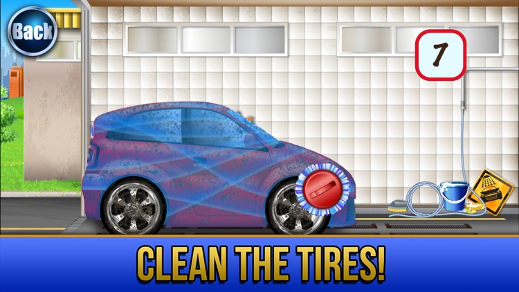 Little Car Wash Spa screenshot-8