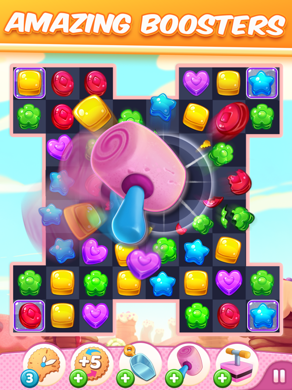 Cookie Crush! Match 3 Game screenshot 8