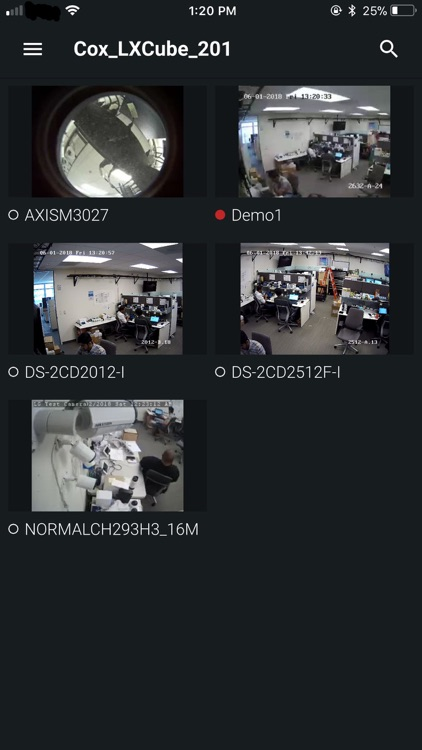 Cox Business - Surveillance