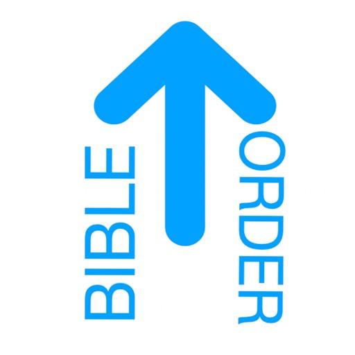 the BibleOrder App icon