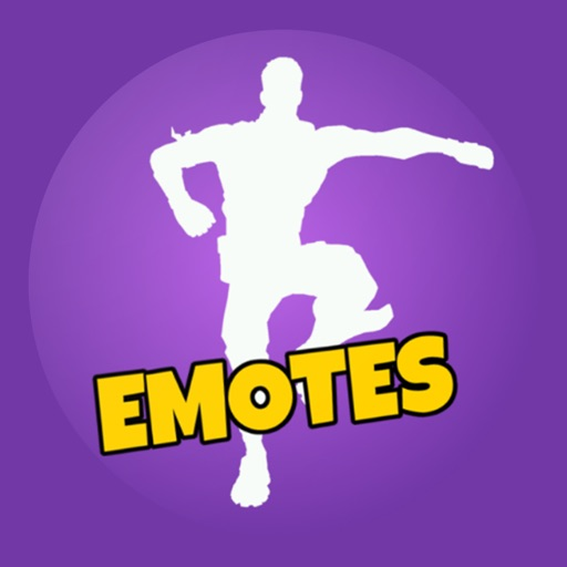 Dance Emotes - Fort challenges iOS App