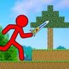 Red Stickman Fighter Adventure - iPadアプリ