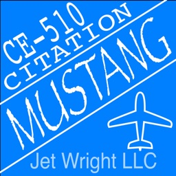 JetWright CE-510 Mustang