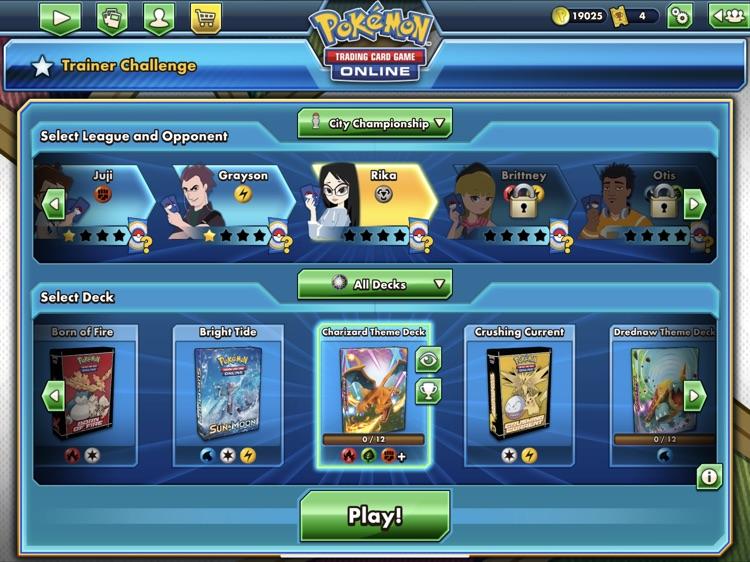 Pokémon TCG Online screenshot-4