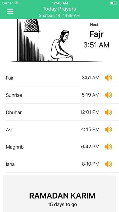 Islam Insider: Azan,Qibla,Hujj Screenshot
