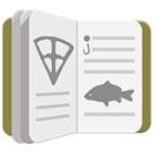 Karpfen angeln Tagebuch icon