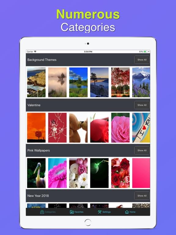 HD & Retina Wallpapers Скриншоты7