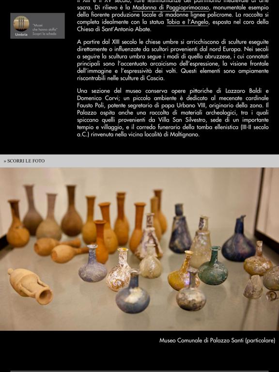Cascia - Umbria Musei-ipad-3