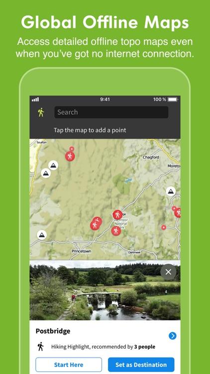 Komoot — Cycling & Hiking Maps screenshot-3