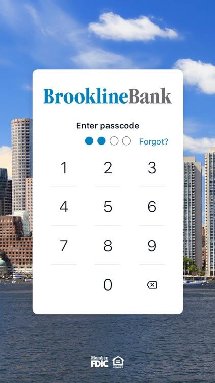 Brookline Bank Mobile