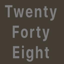Twenty48: multi-theme