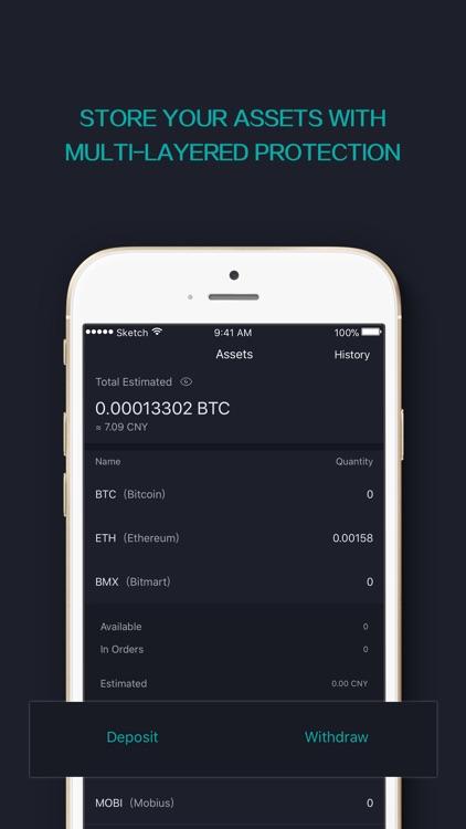 BitMart - Crypto Exchange screenshot-3