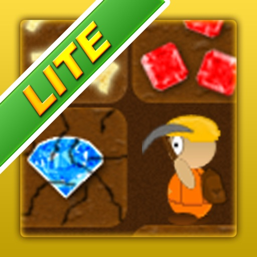 Treasure Miner Lite - 2d Mine