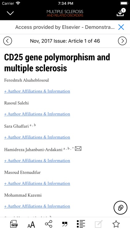 MS and Related Disorders screenshot-3