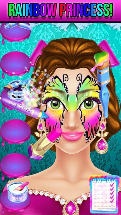 Face Paint & Make - Up Salon