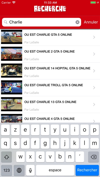 LaSalle screenshot-3