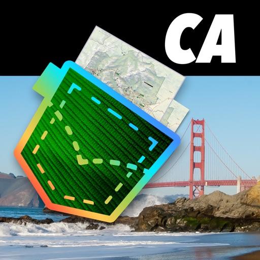 California Pocket Maps