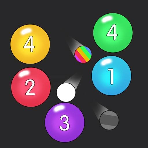 Balls Pool-3D balls Race
