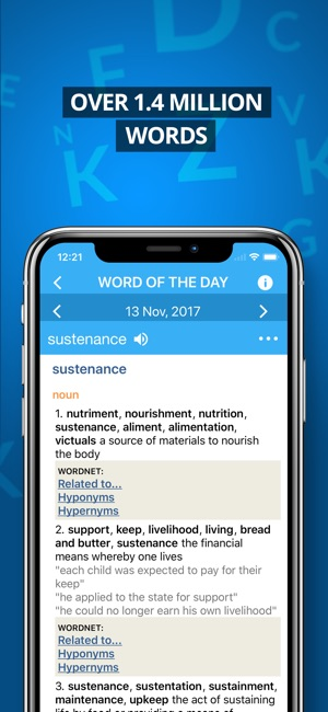 Advanced Dictionary&Thesaurus on the App Store