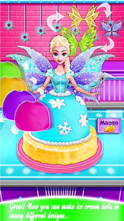 Magic Fairy Cake! DIY Cooking screenshot-5