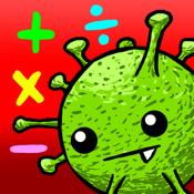 Math Evolve: A Fun Math Game icon