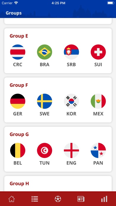Football WC 2018 Russia Screenshots