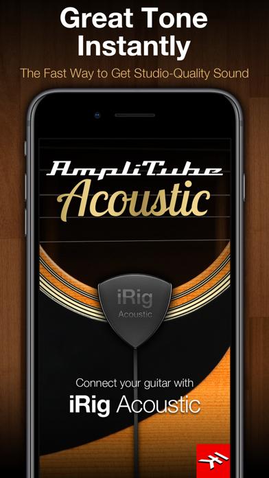 AmpliTube Acousticのおすすめ画像4