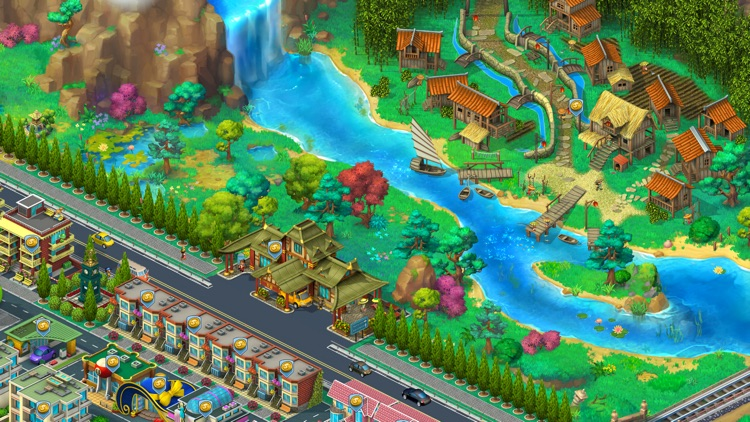 SuperCity: Build a Story screenshot-8