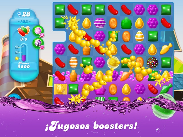 Candy Crush Soda Saga En App Store