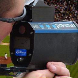 Baseball Radar Gun HD