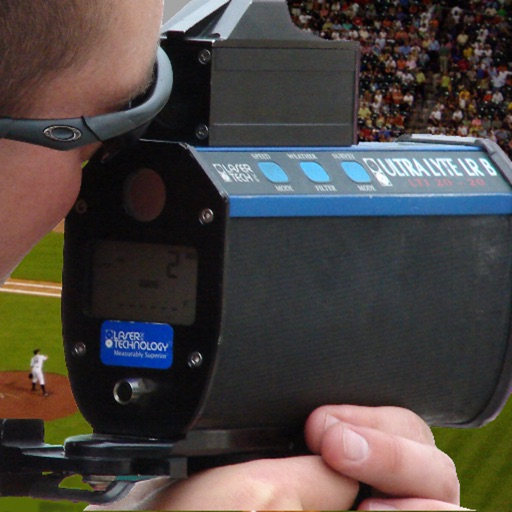 Baseball Radar Gun HD