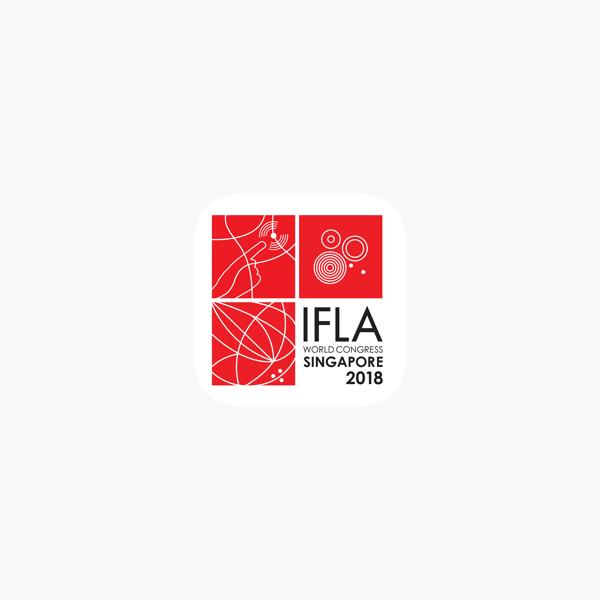 IFLA World Congress 2018 on the App Store
