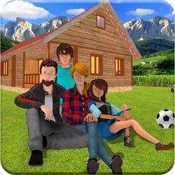 Virtual Happy Family Drama Sim