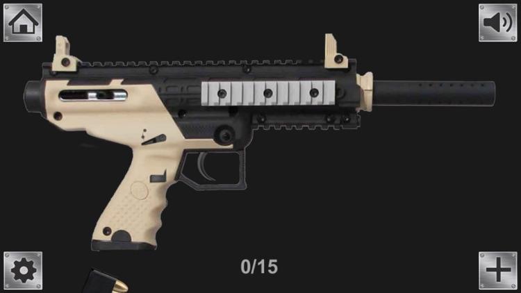Weapon Gun Simulator Pro screenshot-3