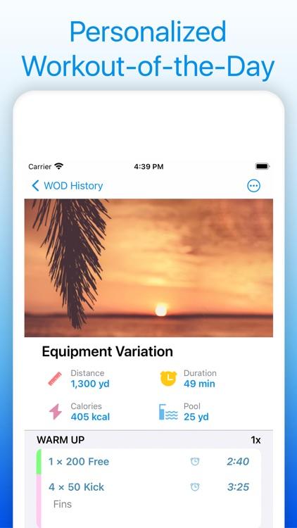 MySwimPro: #1 Swim Workout App screenshot-4
