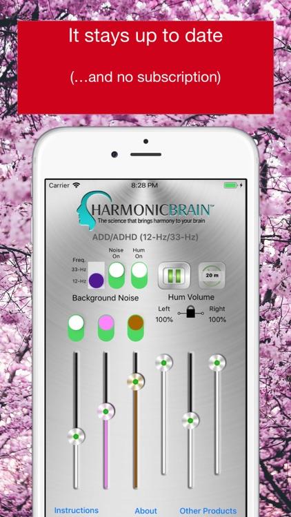 HarmonicBrain ADD/ADHD screenshot-8