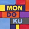 Mondoku - 新しい数独パズルアイコン