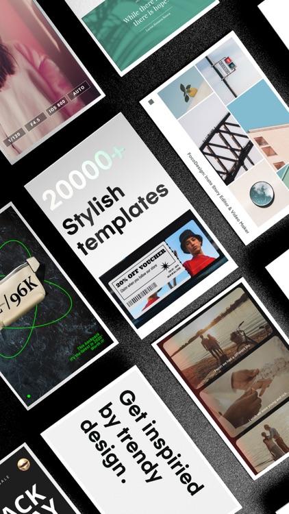 FocoDesign-Make Graphic Design screenshot-0