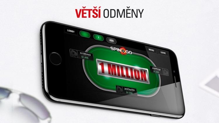 PokerStars Online Poker Zdarma screenshot-3