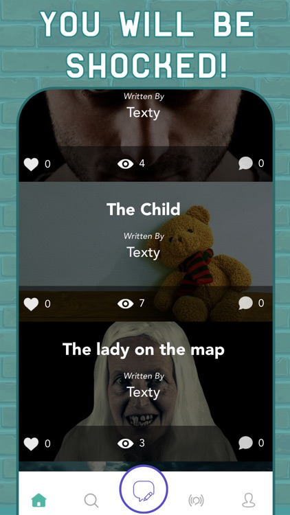 TEXTY: Chat Stories Text Story screenshot-8