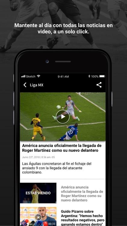 Univision Deportes screenshot-5