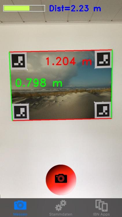 Ruler: Marker Tape Measure