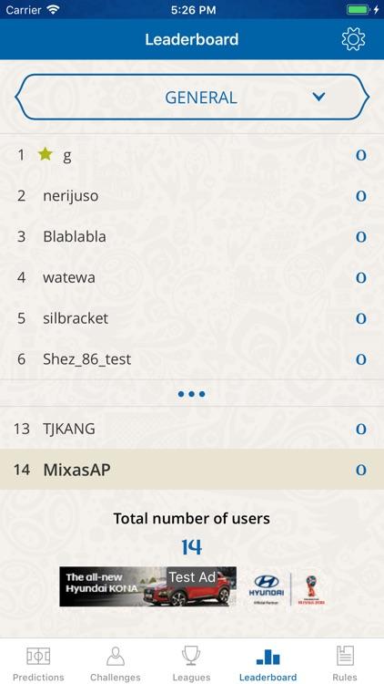 FIFA World Cup™ Predictor screenshot-4
