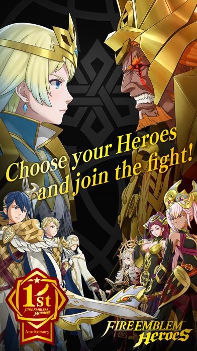 Fire Emblem Heroes app image
