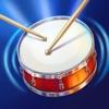 Drums: rhythm game on drum set