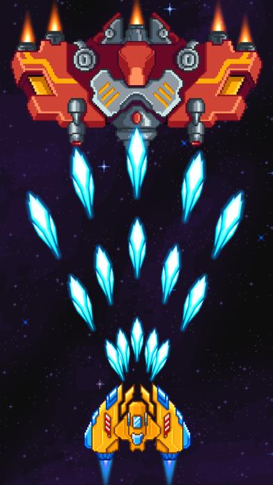 Alien War Spaceship Shooter screenshot 5