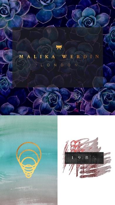 LogoBrush - Logo Maker screenshot one
