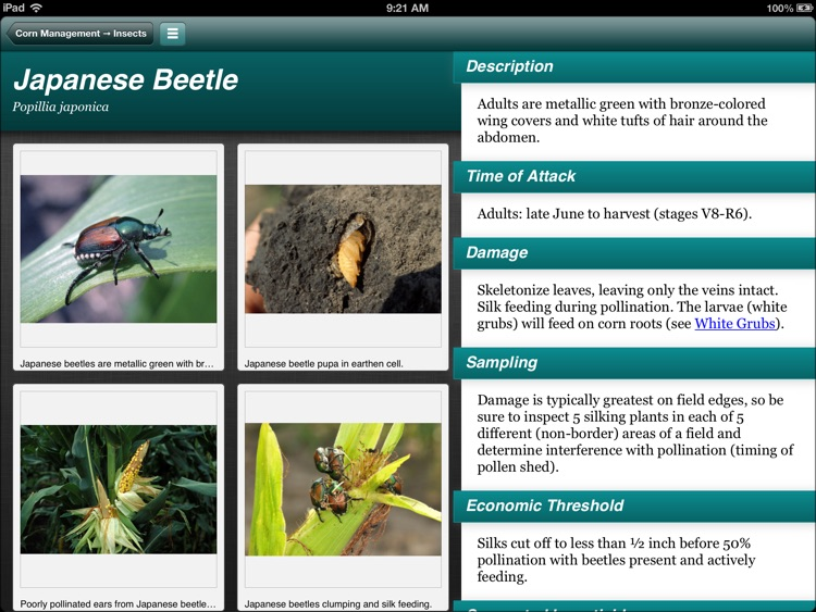 Purdue Corn & Soybean Guide screenshot-1